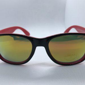 Ozaflu-zonnebril-kind-rood-zwart-voor-O2021k1