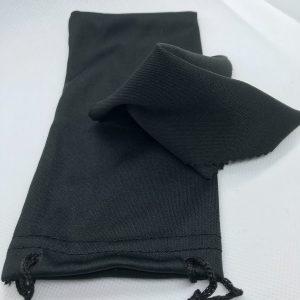 Ozaflu-zwart-brillen-hoesje-doekje